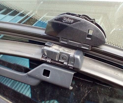 Wiper blade fittings
