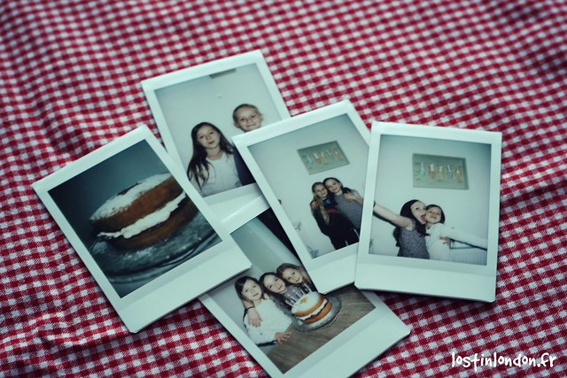 souvenirs polaroid