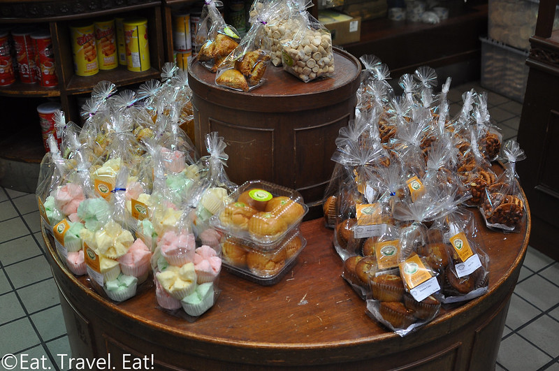 Bhan Kanom Thai- Los Angeles (Thai Town), CA: Desserts