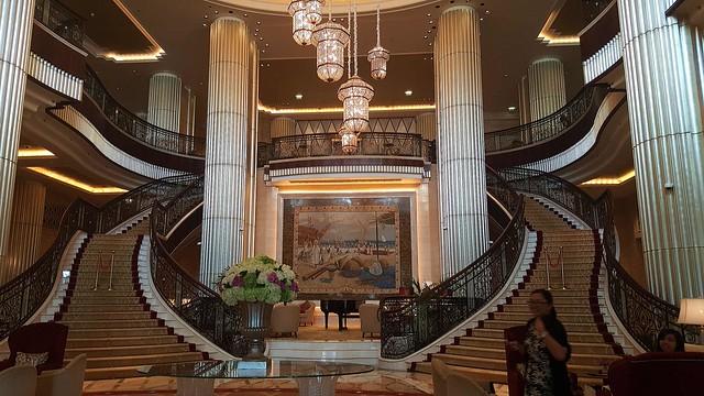 Villa Toscana, St. Regis Hotel, Abu Dhabi