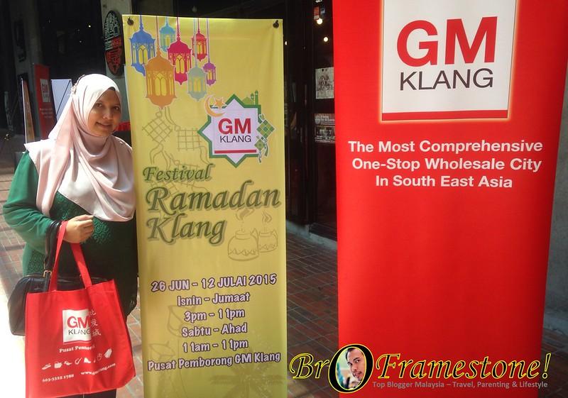 Majlis Pelancaran Festival Ramadan Klang 2015