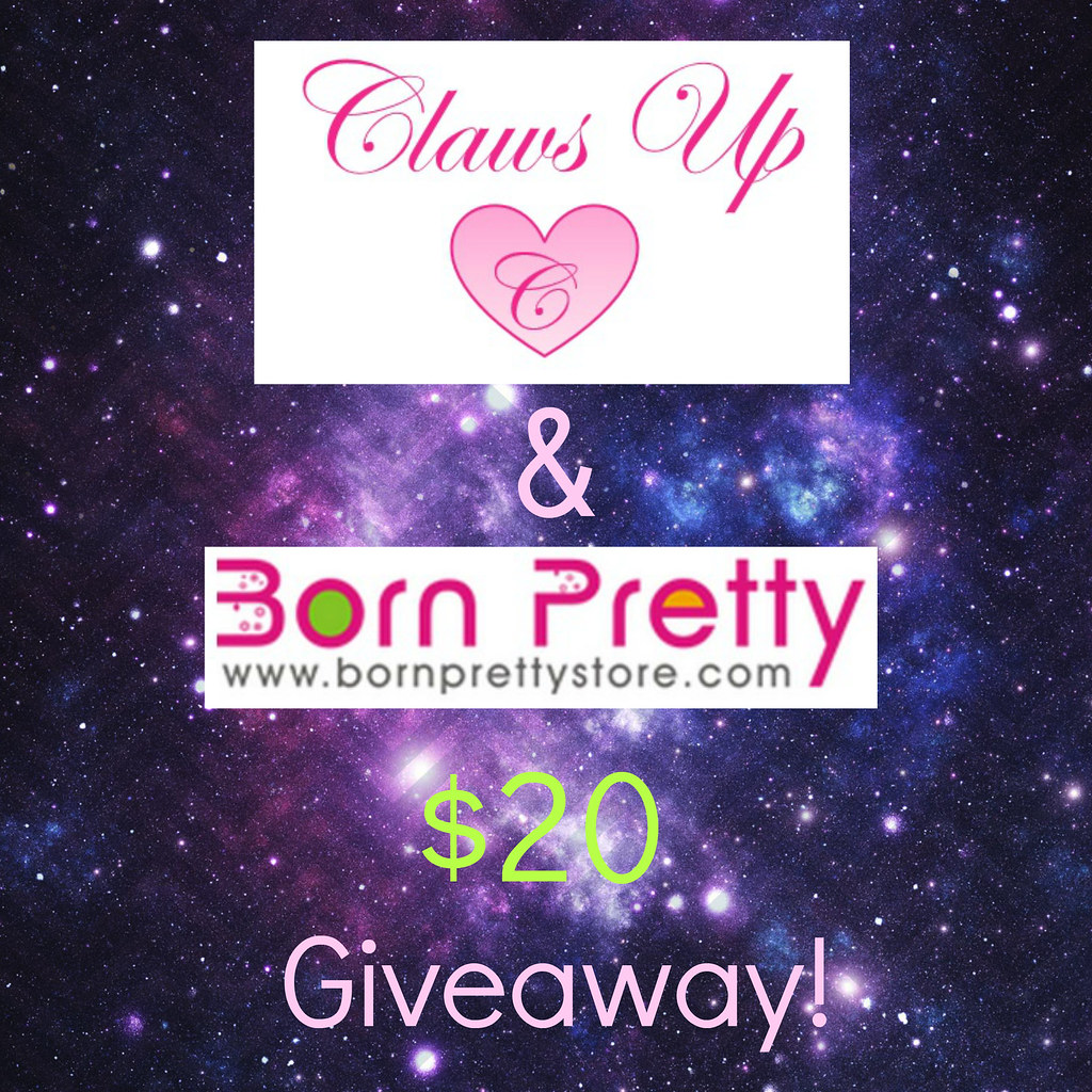Claws Up and Born Pretty Store giveaway