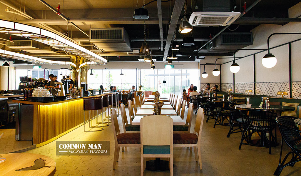 Common Man Coffee Roasters KL