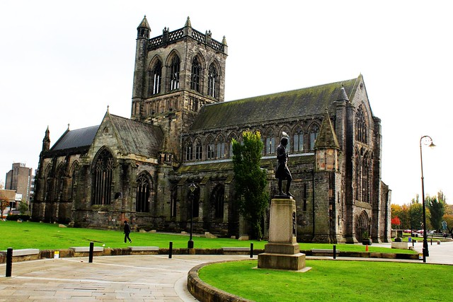 Paisley Abbey, Scotland