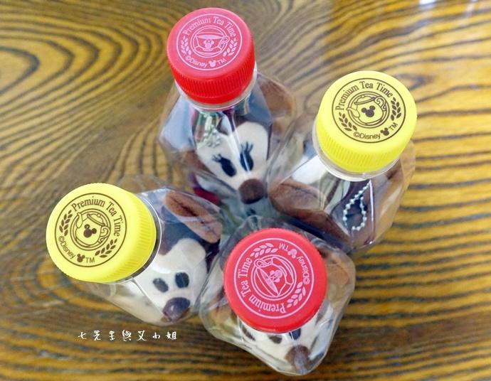 6 日本必買 午後的紅茶 米奇米妮吊飾娃娃限定組合