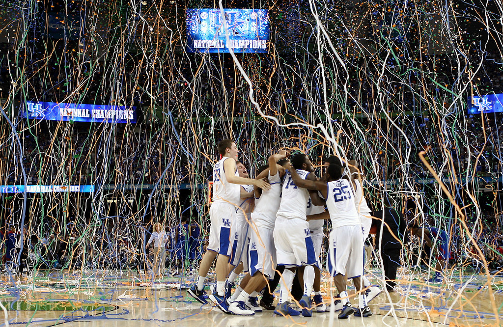 List of NCAA Division I mens basketball champions  Wikipedia