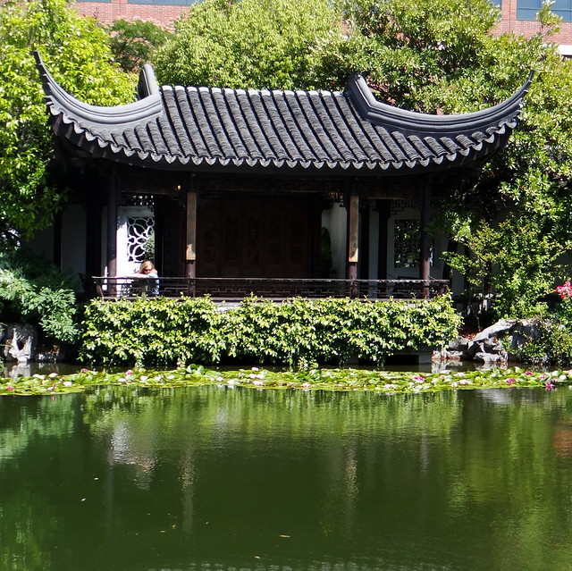 Lan Su Chinese Garden Portland Oregon Flickr Photo Sharing