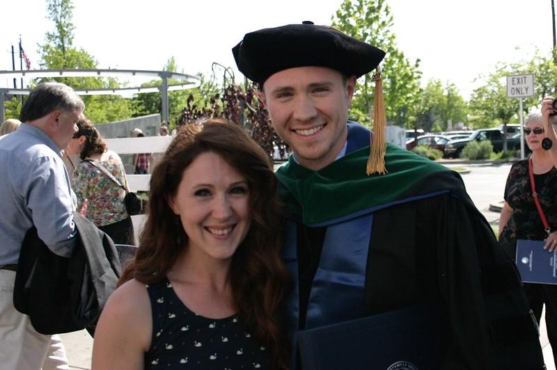 Andrew's Graduation