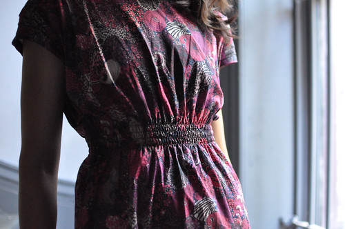 Staple Dress : Liberty of London Midnight