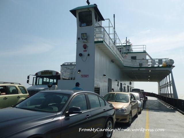 Cedar Island Ferry 3