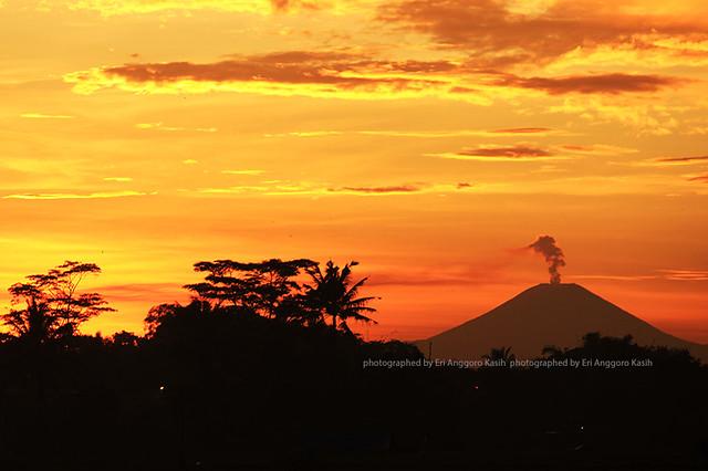 Mt. Slamet's Sunrise #2