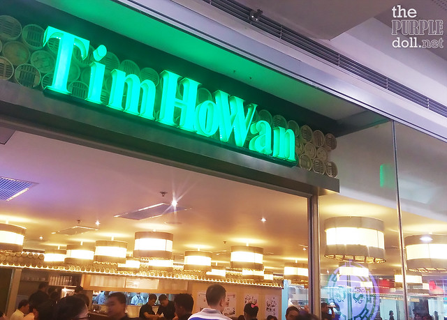 Tim Ho Wan SM City North EDSA