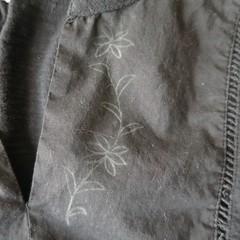 Iron Craft '15 Challenge #10 - Embroidered Embellish Tunic