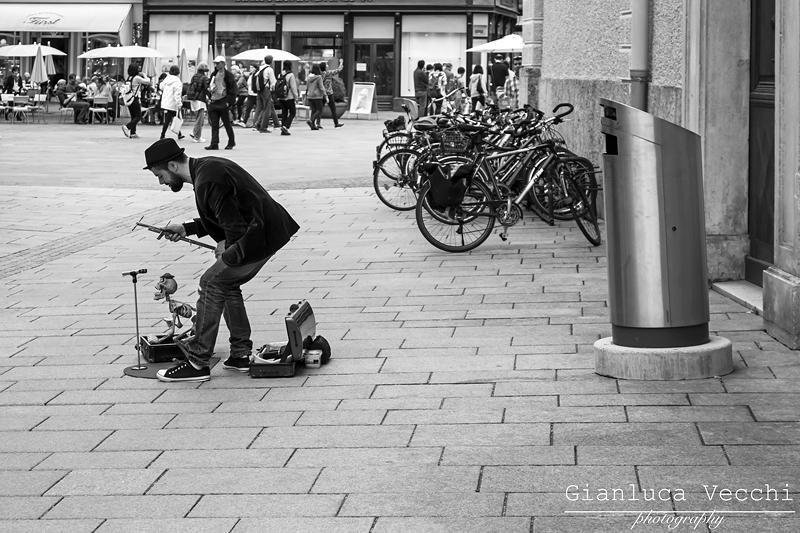 Fare fotografia street e visitare Salisburgo in Austria