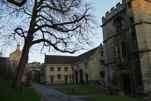 Medieval Bishops' Palace