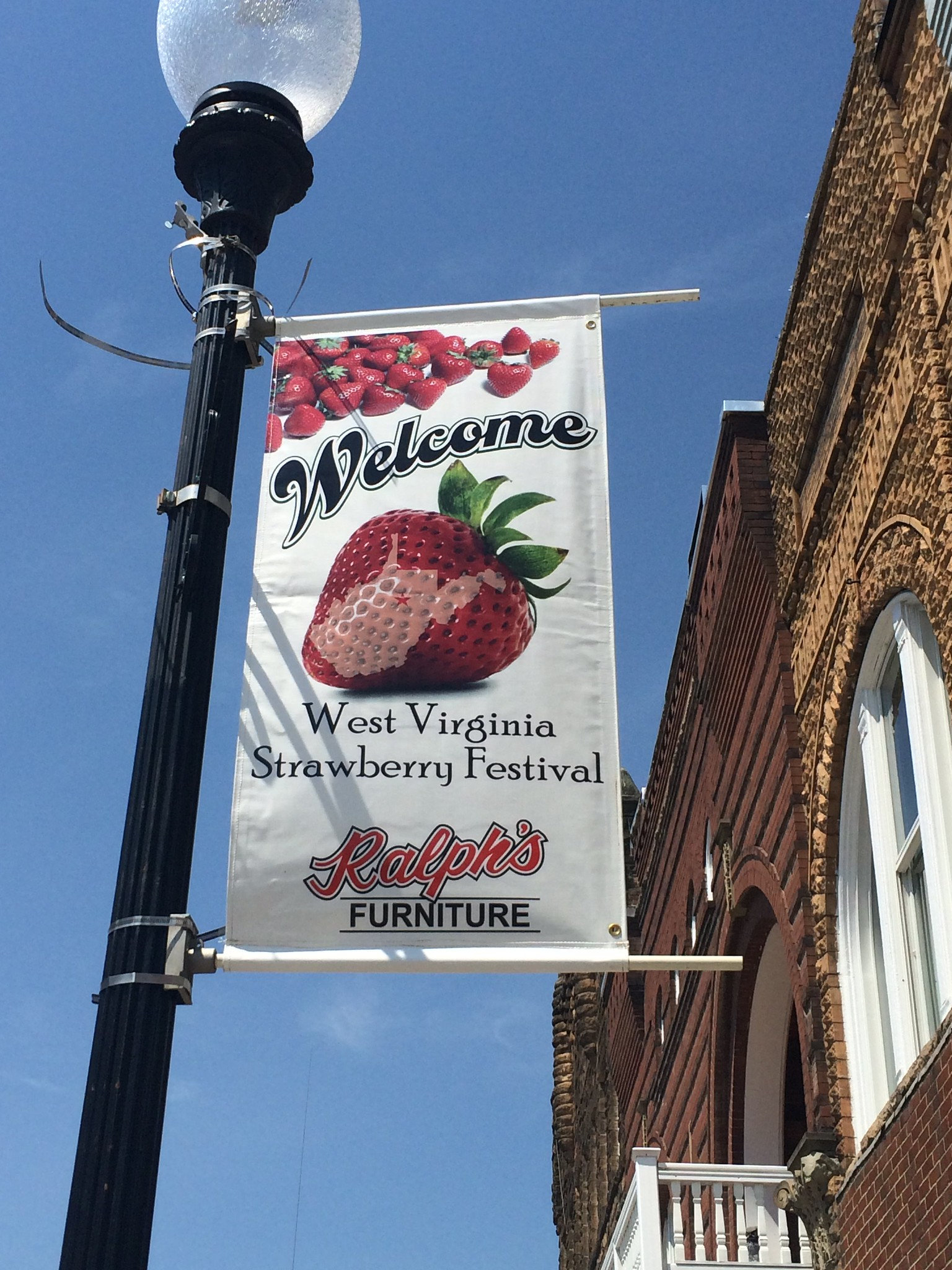 WV Strawberry Festival