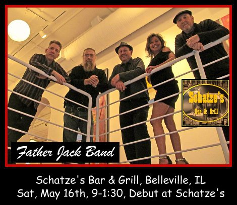 Father Jack Band 5-16-15