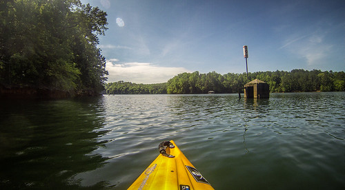Lake Hartwell at Lawrence Bridge-23