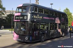 Wrightbus NBFL - LTZ 1271 - LT271 - Stagecoach - Trafalgar Square 15 - London - 150512 - Steven Gray - IMG_0401