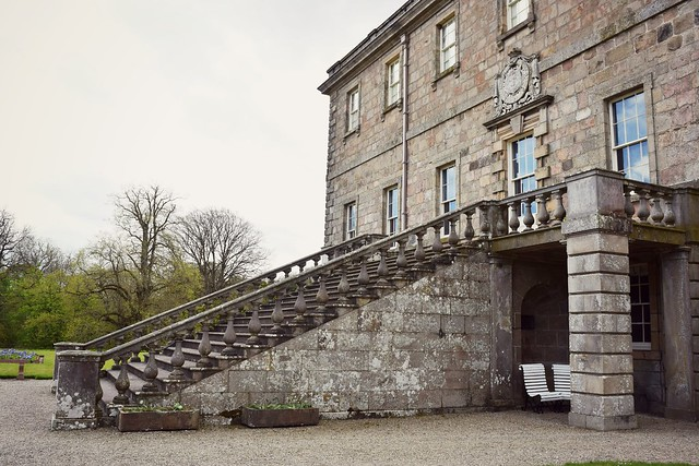 Haddo House in Ellon, Aberdeenshire