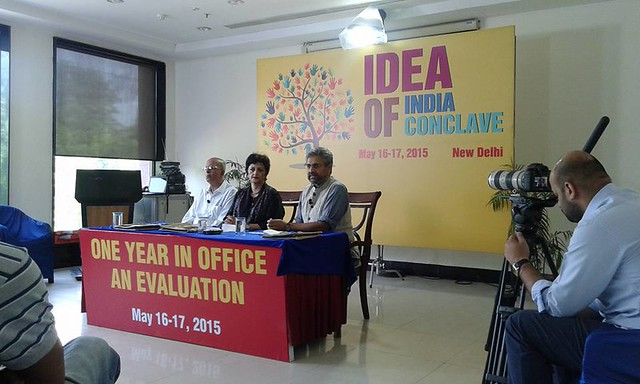 Two days 'Idea of India' conclave organised to mark one year of Modi govt