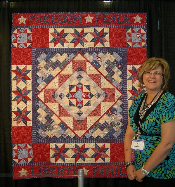 pat sloan red white and blue quilts http://blog.patsloan.com/2015/05/pat-sloan-red-white-and-blue-quilt-show.html