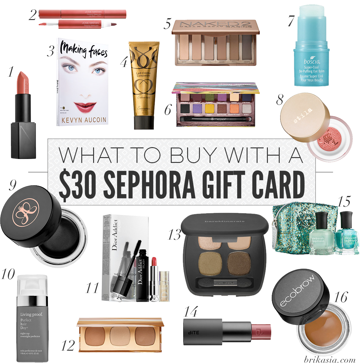 Sephora Gift Card Giveaway, beauty giveaway, free sephora gift card, $30 sephora gift card giveaway