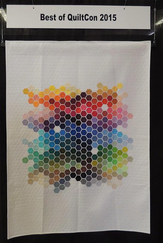 Geometric Rainbow by Nicole Daksiewicz