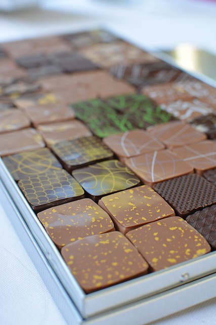 Chocolats Jacques Genin