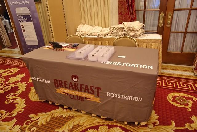 2016 CLO Breakfast Club - Washington, D.C.