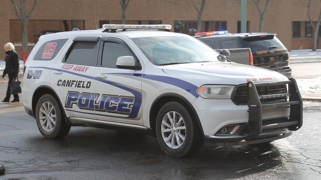 Canfield Ohio Police K-9 Dodge Durango | Raymond Wambsgans | Flickr