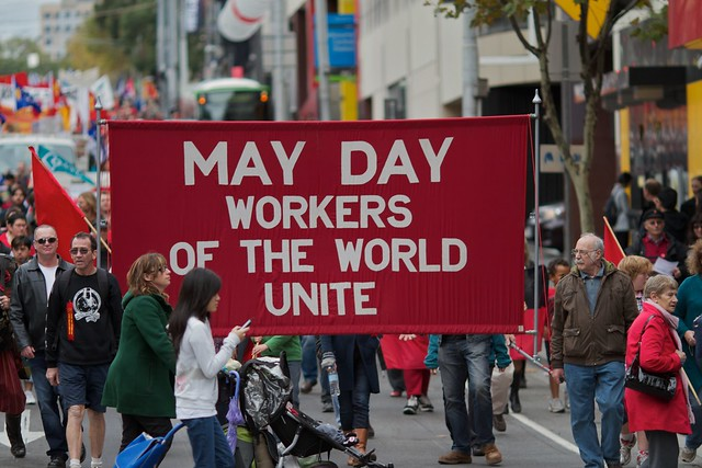 May Day - Workers Of The World Unite  Flickr - Photo Sharing-5055