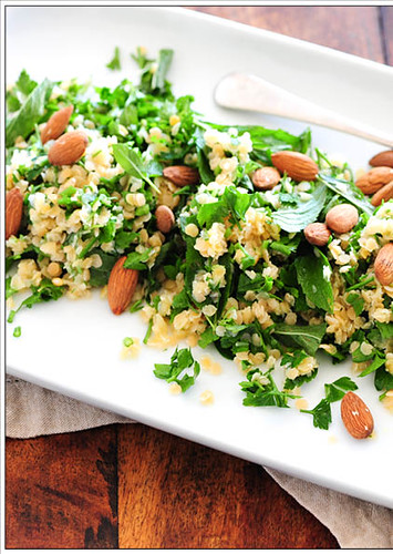 lentil tabbouleh2 | by jules:stonesoup