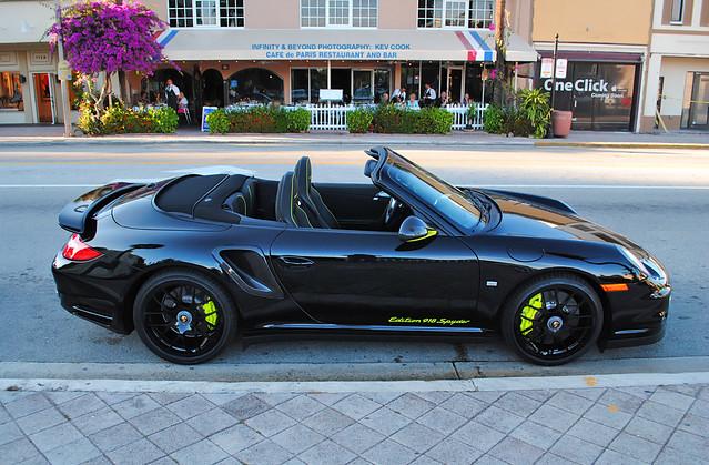 2012 porsche 911 turbo s edition 918 spyder flickr. Black Bedroom Furniture Sets. Home Design Ideas