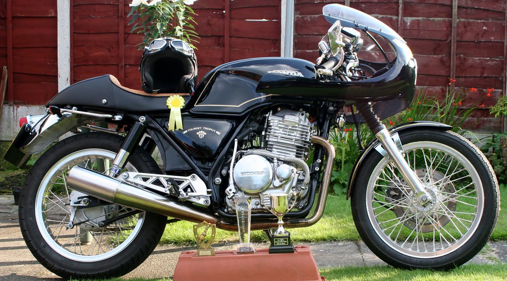 Honda Gb 500 Tt Clubman Multiple Show Winner Flickr