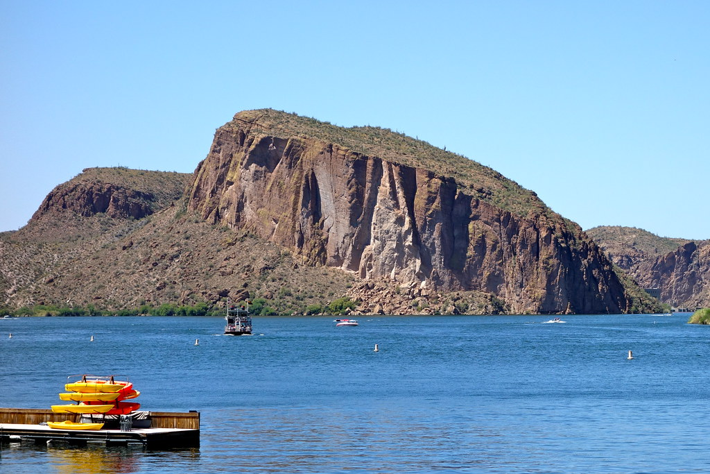 Saguaro lake arizona a beautiful day at saguaro lake for Saguaro lake fishing report