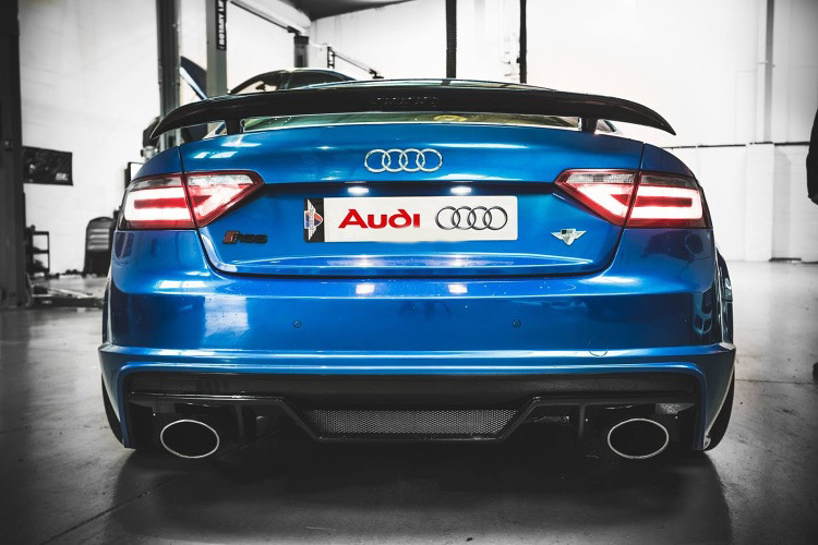 Audi Rs5 Body Kit Audi A5/s5 Wide Body Kit