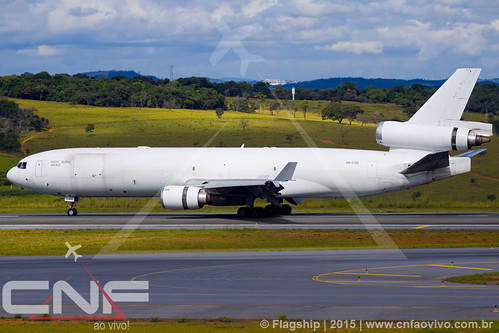 McDonnell Douglas MD-11F Nordic Global Airlines OH-LGD