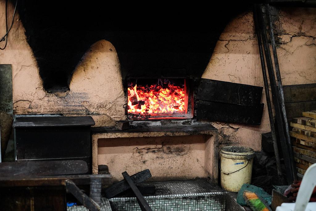Hiap Joo Bakery & Biscuit Factory's old school stove
