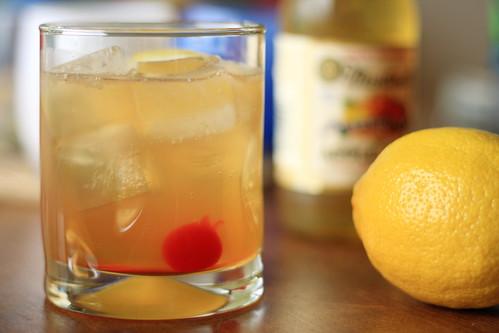 Amaretto Bourbon Punch 04
