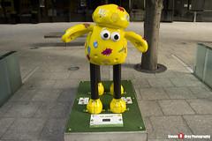 MR SHAUN No.45 - Shaun The Sheep - Shaun in the City - London - 150512 - Steven Gray - IMG_0602