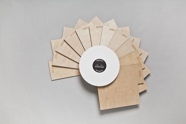 Decade Record Dividers