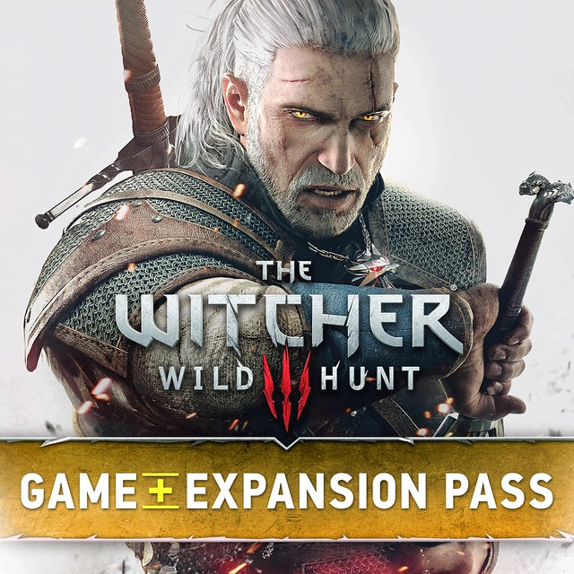 The Witcher III with Expansion Pass