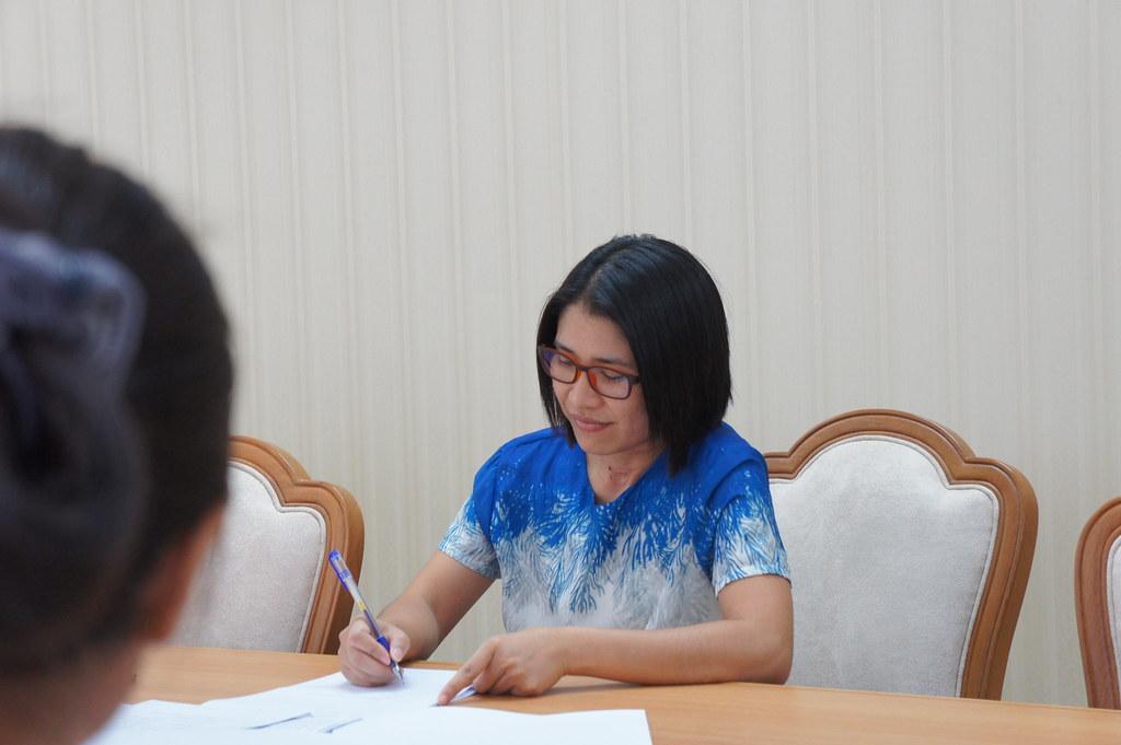 ประชุมพันธกิจด้านการผลิตบัณฑิต 2/2558