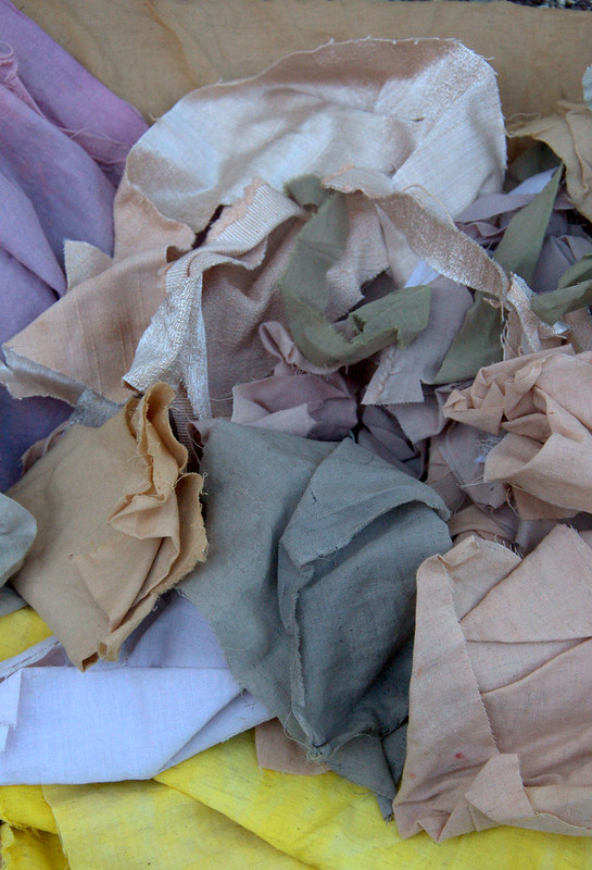 linen dyeing 2015