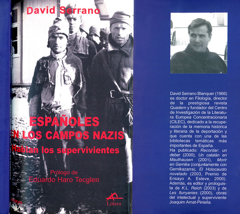 Españoles en los campos nazis. Hablan los supervivientes 1