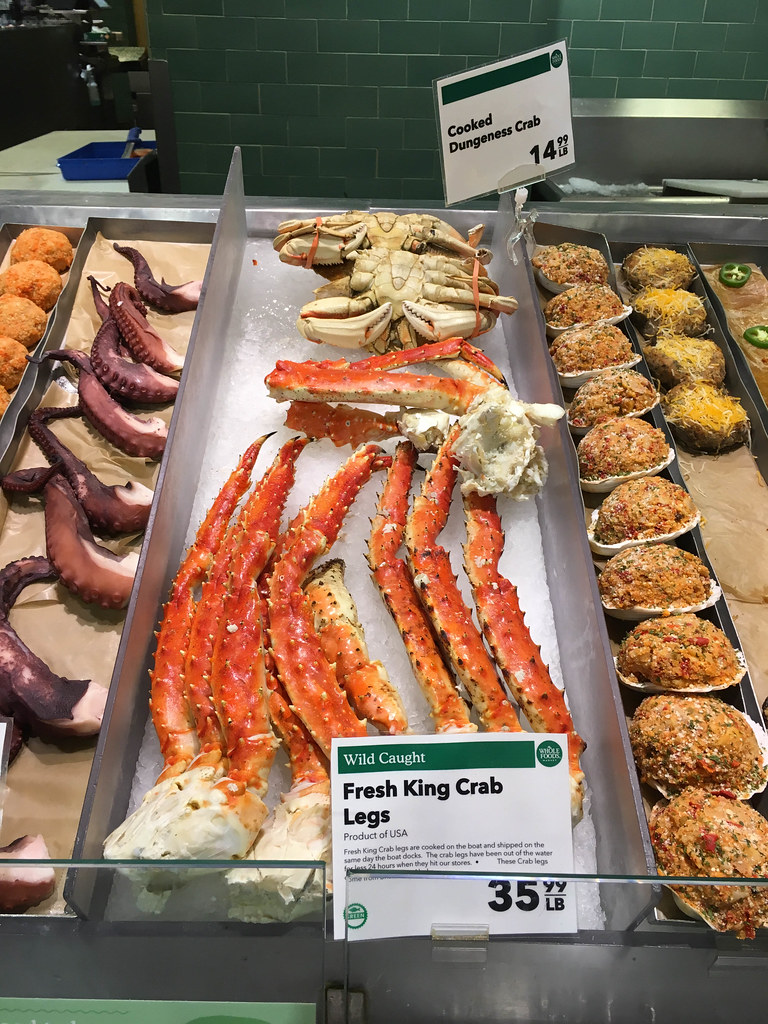 Whole Foods Seafood Boil
