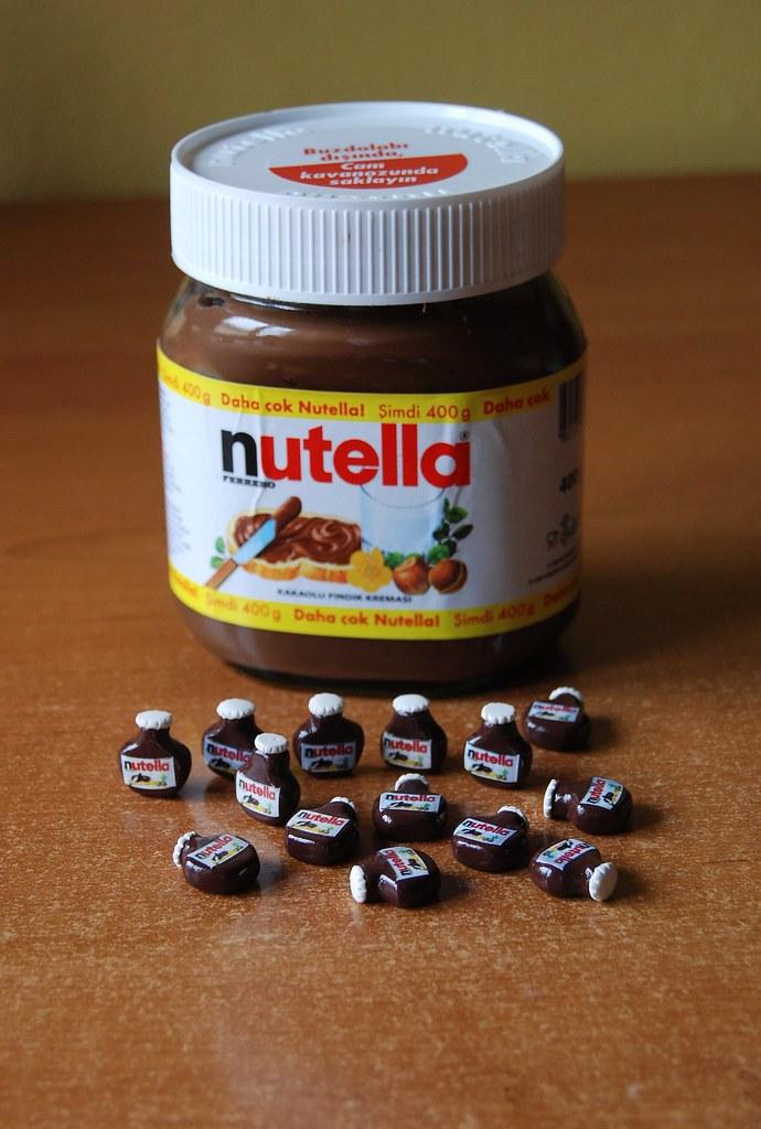 mini nutella | Deniz EMEK | Flickr