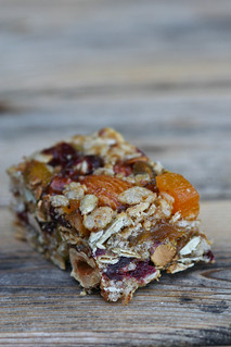 Seed & Nut Energy Bar cut 2 | by jess.t