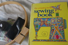 SEWING BOOK  1971